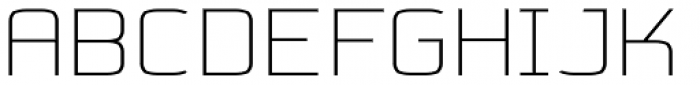 Kompine Expanded SemiBold Font UPPERCASE