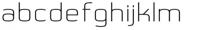 Kompine Expanded SemiBold Font LOWERCASE
