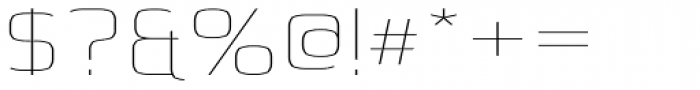 Kompine Expanded Font OTHER CHARS