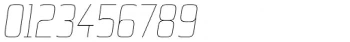 Kompine Italic Font OTHER CHARS