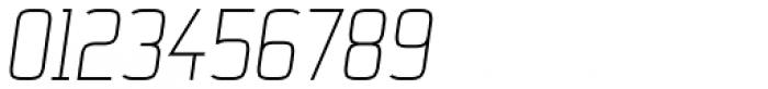 Kompine SemiBold Italic Font OTHER CHARS