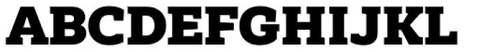 Kondolarge Black Font UPPERCASE