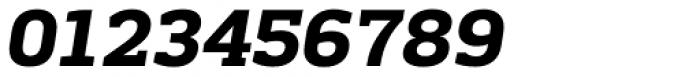 Kondolarge ExtraBold Italic Font OTHER CHARS