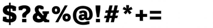 Kondolarge ExtraBold Font OTHER CHARS