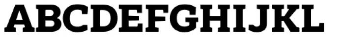 Kondolarge ExtraBold Font UPPERCASE