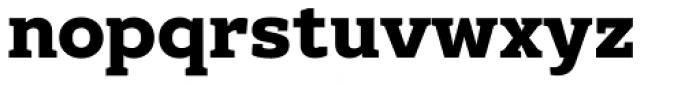 Kondolarge ExtraBold Font LOWERCASE