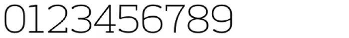 Kondolarge ExtraLight Font OTHER CHARS