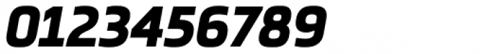 Kongress Heavy Italic Font OTHER CHARS