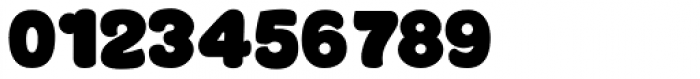 Koni Black Font OTHER CHARS