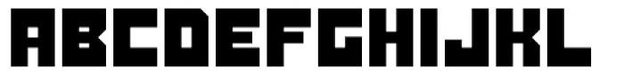 Konstruct Bold Font UPPERCASE