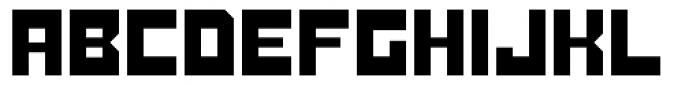 Konstruct Font UPPERCASE