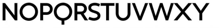 Kontora Bold Font UPPERCASE