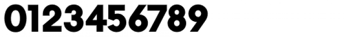 Kontora ExtraBlack Font OTHER CHARS
