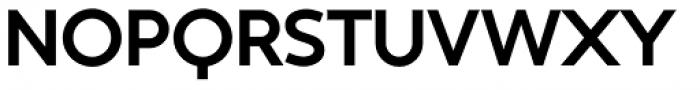 Kontora ExtraBold Font UPPERCASE