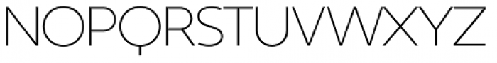 Kontora Light Font UPPERCASE