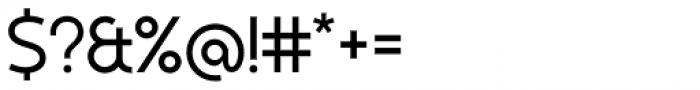 Kontora Medium Font OTHER CHARS