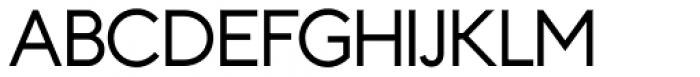 Kontora Medium Font UPPERCASE