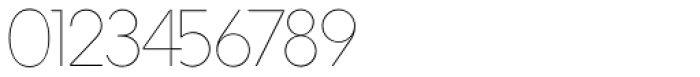 Kontora Thin Font OTHER CHARS