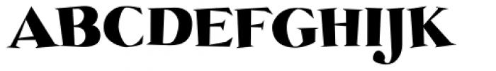 Koobler Font UPPERCASE