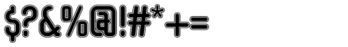 Koomerang Kakadu Font OTHER CHARS