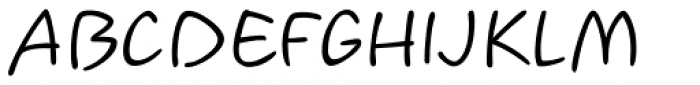 Koorkin Std Regular Font UPPERCASE