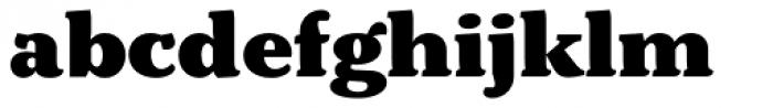 Kopius Black Font LOWERCASE