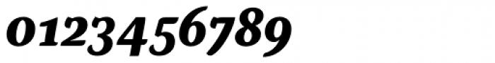 Kopius Bold Italic Font OTHER CHARS