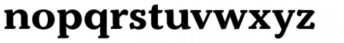 Kopius Bold Font LOWERCASE