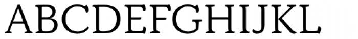 Kopius Book Font UPPERCASE