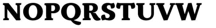 Kopius ExtraBold Font UPPERCASE