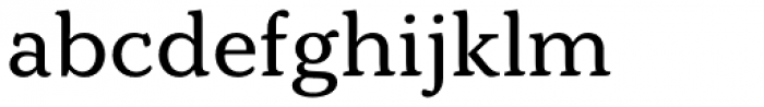 Kopius Regular Font LOWERCASE