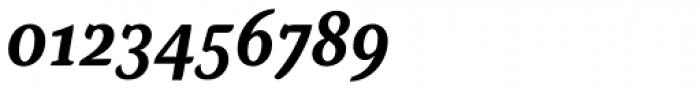 Kopius SemiBold Italic Font OTHER CHARS