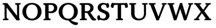 Kopius SemiBold Font UPPERCASE