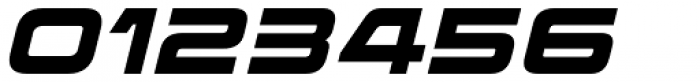 Korataki Bold Italic Font OTHER CHARS