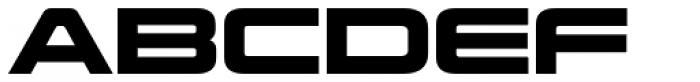 Korataki Bold Font UPPERCASE
