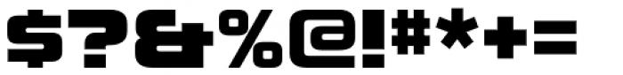 Korataki ExtraBold Font OTHER CHARS