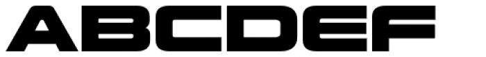 Korataki ExtraBold Font UPPERCASE