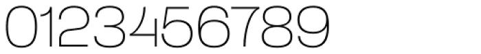 Korbin Light Font OTHER CHARS