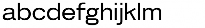 Korbin Medium Font LOWERCASE