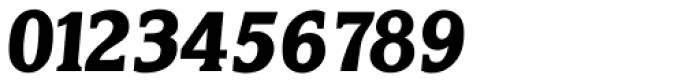 Korinth Serial ExtraBold Italic Font OTHER CHARS