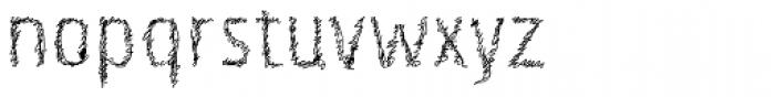 Korn Font LOWERCASE