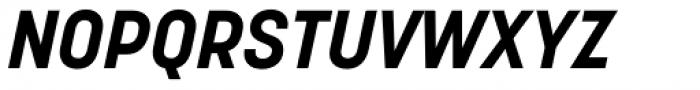 Korolev Alternates Bold Italic Font UPPERCASE
