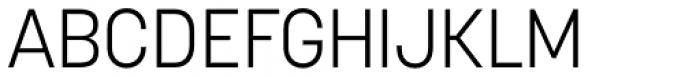 Korolev Alternates Light Font UPPERCASE
