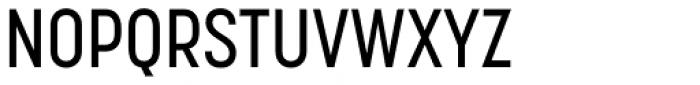 Korolev Condensed Alternates Medium Font UPPERCASE
