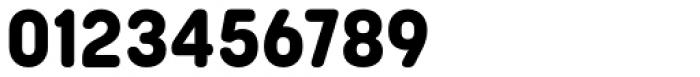 Korolev Rounded Alternates ExtraBold Font OTHER CHARS
