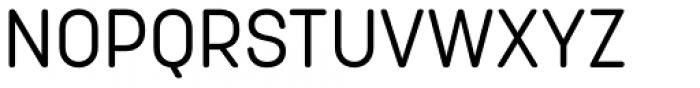 Korolev Rounded Alternates Regular Font UPPERCASE