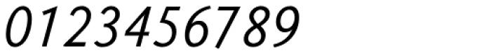 Korpus Sans Pro Light Italic Font OTHER CHARS