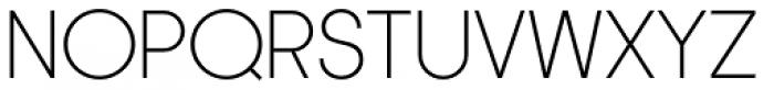 Korto Light Font UPPERCASE