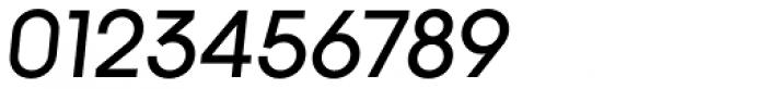 Korto Medium Oblique Font OTHER CHARS