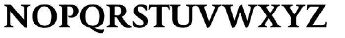 Koufiya Std Bold Font UPPERCASE
